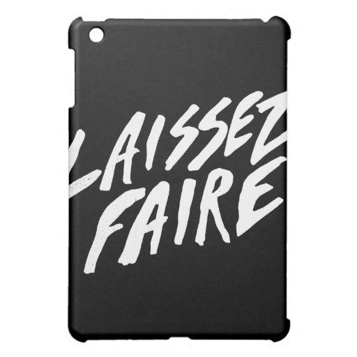 LAISSEZ FAIRE iPad MINI CASES