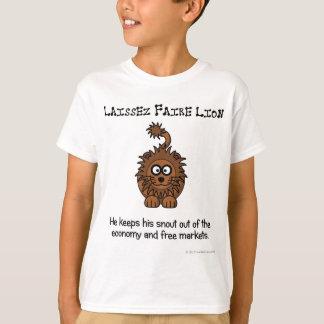 Laissez faire market philosphy T-Shirt