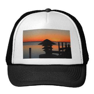 Laissez Le Bon Temps Rouler Trucker Hat