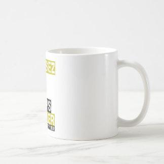 Laissez les bon temps rouler coffee mug