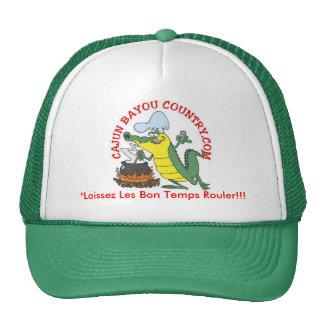 """""""Laissez Les Bon Temps Rouler!!! Trucker Hat"""