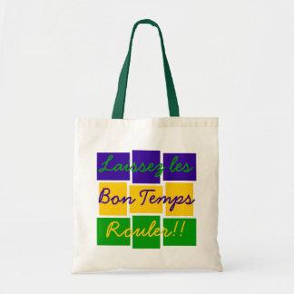 Laissez les Bon Temps Rouler!! Tote Bag