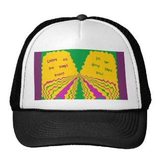 Laissez Les Bon Temps Rouler Trucker Hat