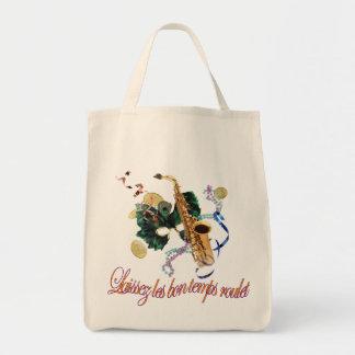 Laissez Les Bon Temps Roulet Bag