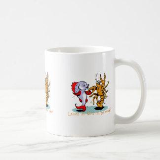 Laissez les bons temps rouler! mug