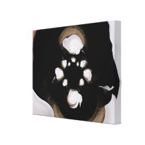 Lait de Coco Wrapped Canvas