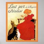 Lait Pur de la Vingeanne Stérilisé Posters