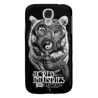 Laitiala Apocalyptic Tiger Galaxy S4 Cases