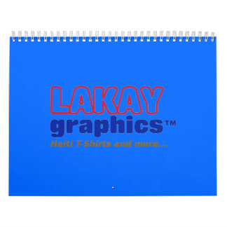 Lakay Graphics Calendar