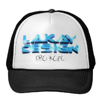 Lakaydesign Gro Kose Truker's Hat