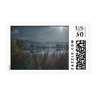 Lake 1 Postage Stamps