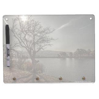 Lake 4 Dry Erase Board