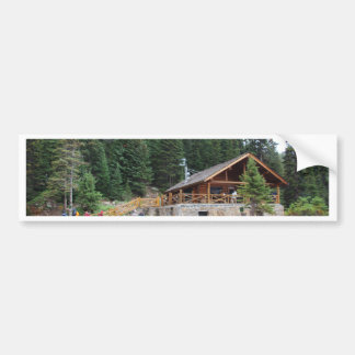 Lake Agnes Teahouse Bumper Sticker