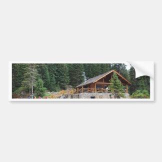 Lake Agnes Teahouse Bumper Sticker