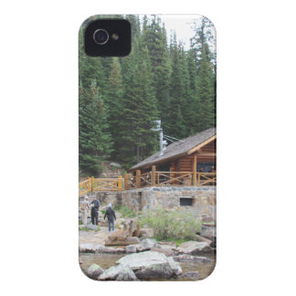 Lake Agnes Teahouse Case-Mate iPhone 4 Case
