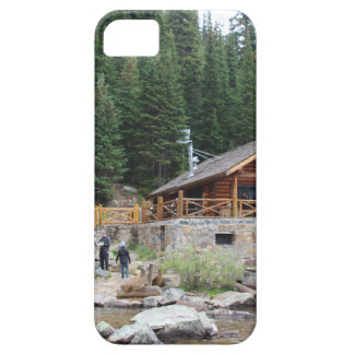 Lake Agnes Teahouse iPhone SE/5/5s Case
