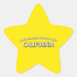 Lake Almanor Country Club California Stickers