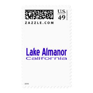 Lake Almanor Postage Stamps