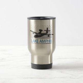 Lake Amphib Aviation 15 Oz Stainless Steel Travel Mug