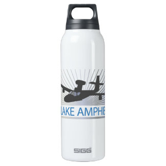 Lake Amphib Aviation 16 Oz Insulated SIGG Thermos Water Bottle