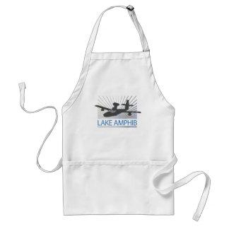 Lake Amphib Aviation Adult Apron