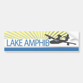 Lake Amphib Aviation Car Bumper Sticker