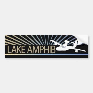 Lake Amphib Aviation Bumper Sticker