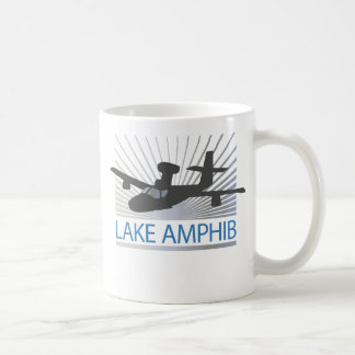 Lake Amphib Aviation Coffee Mug