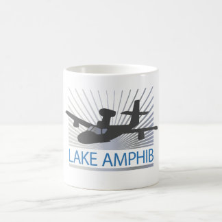 Lake Amphib Aviation Coffee Mug