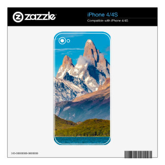 Lake and Andes Mountains, Patagonia - Argentina Decal For The iPhone 4S