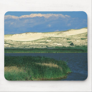 Lake and Dunes Mouse Pad