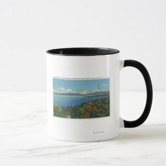 Lake and Green Mountains Mug