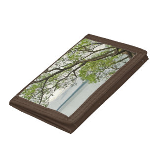 Lake and Willow Tri-fold Wallet