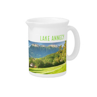 Lake Annecy Pitcher/Jug Drink Pitcher