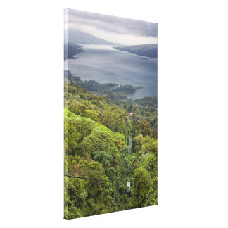 Lake Arenal, Costa Rica Canvas Prints