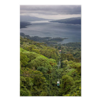 Lake Arenal, Costa Rica Posters