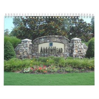 Lake Arrowhead Calendar