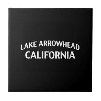 Lake Arrowhead California Tiles