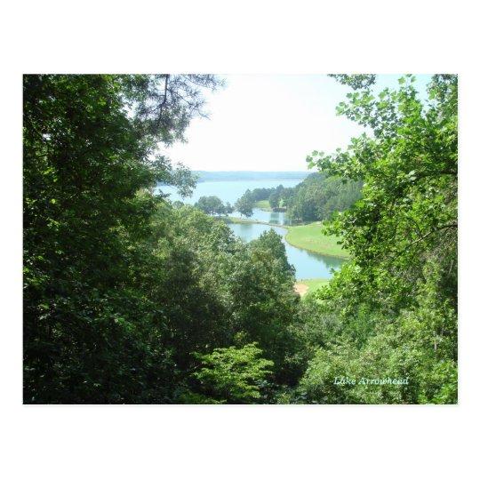 Lake Arrowhead postcard 3