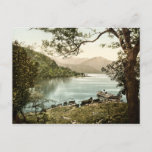 Lake at Innisfallen Killarney Ireland Postcard