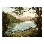 Lake At Innisfallen Killarney Ireland Postcard at Zazzle