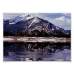 Lake at Rocky Mountains Colorado Posters