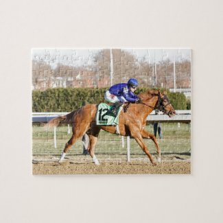 Lake Avenue by Tapit Jigsaw Puzzle