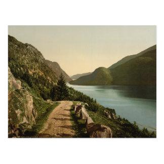 Lake Bandak, Telemark, Norway Postcard