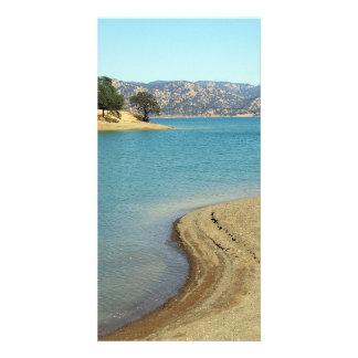 Lake Berryessa Photo Greeting Card