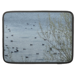 "Lake Birds Macbook Pro 15"" Sleeve"