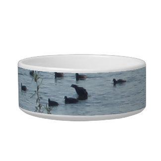 Lake Birds Pet Bowl