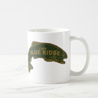 Lake Blue Ridge Coffee Mugs