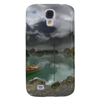 Lake Bondhus Norway Galaxy S4 Cases