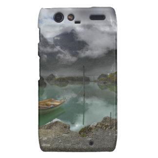 Lake Bondhus Norway Droid RAZR Covers